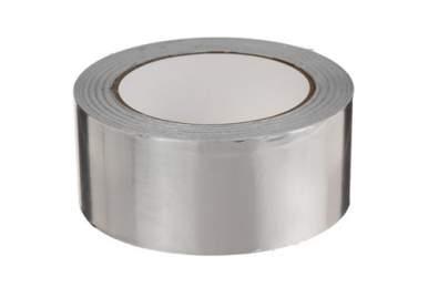 Лента алюминиевая 50мм х 50м